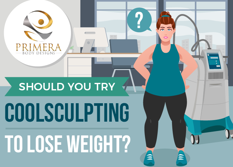CoolSculpting to Lose Weight